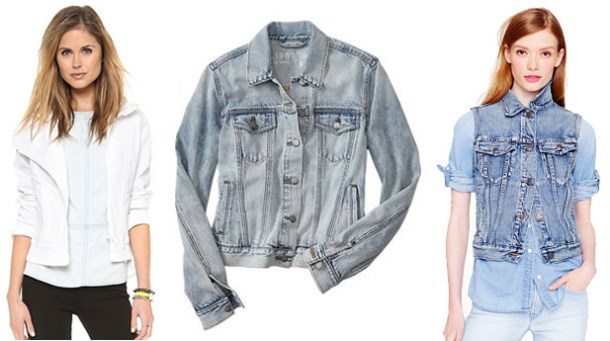Denim Jackets & Vests for Summer