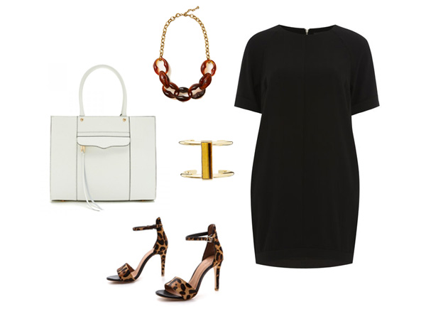 What to Wear with a White Bag
