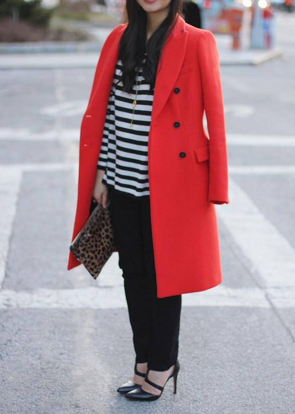 Black, White & Red