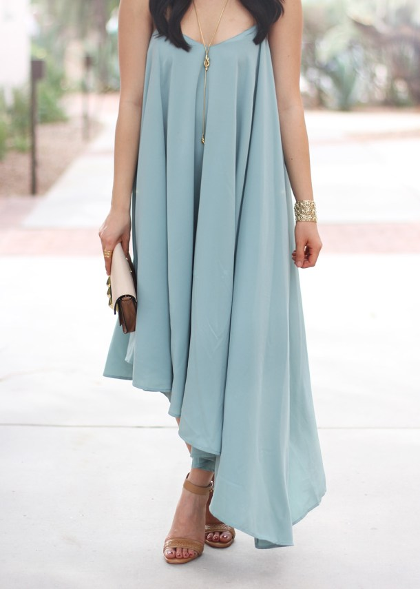 Skirt The Rules // Gorgeous Asymmetrical Dress