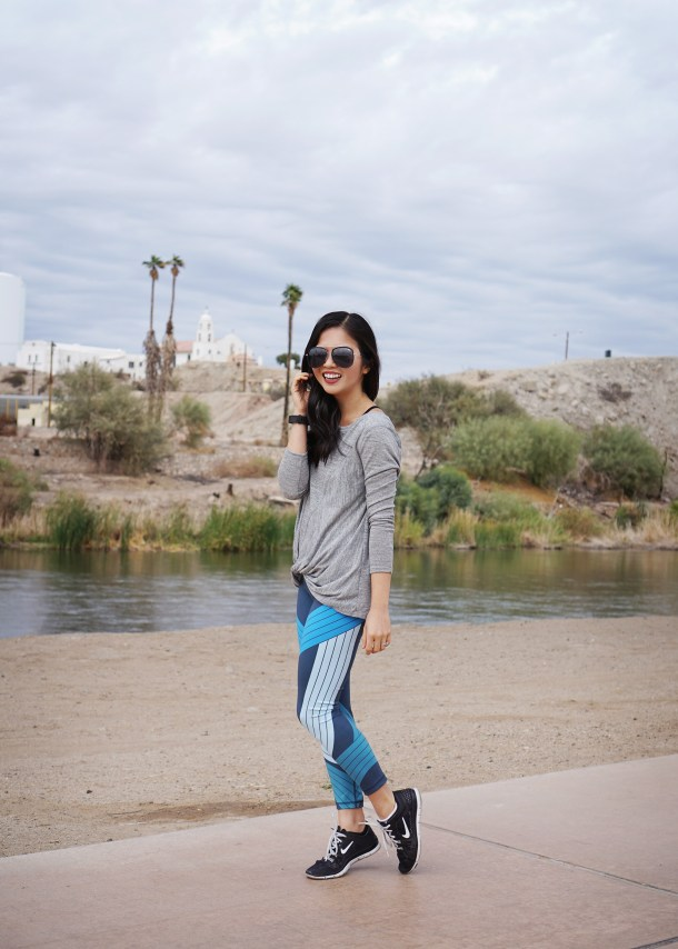 Skirt The Rules / Lou & Grey Activewear