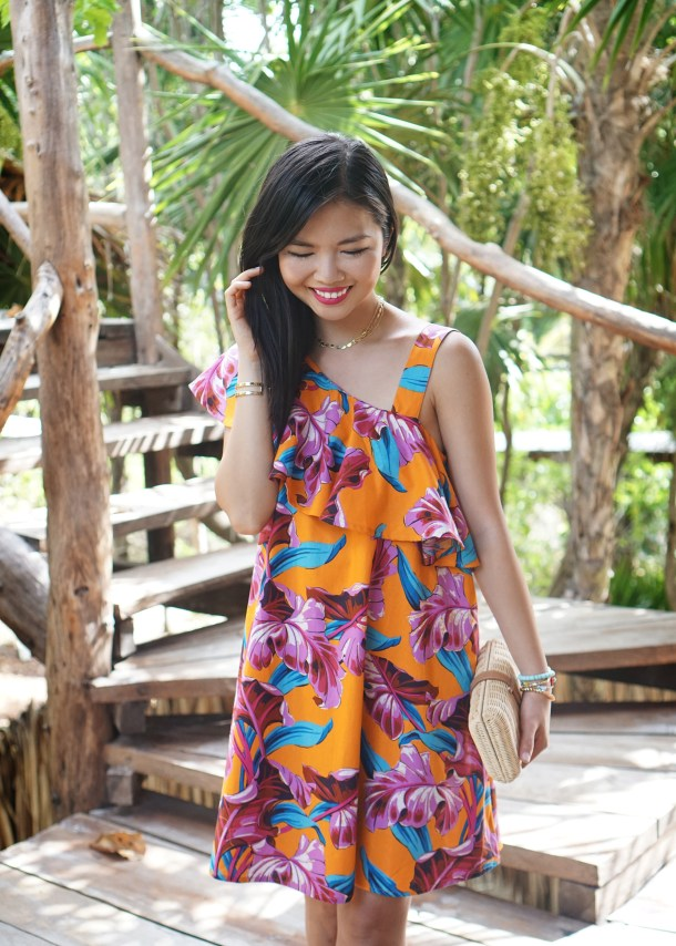 What to Wear in Tulum Mexio