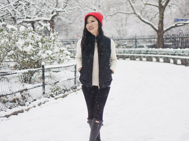 What to Wear in the Winter in NYC