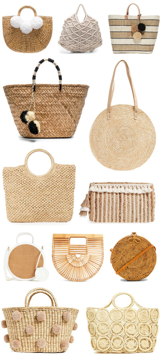 Must Have Accessories for Spring and Summer 2018