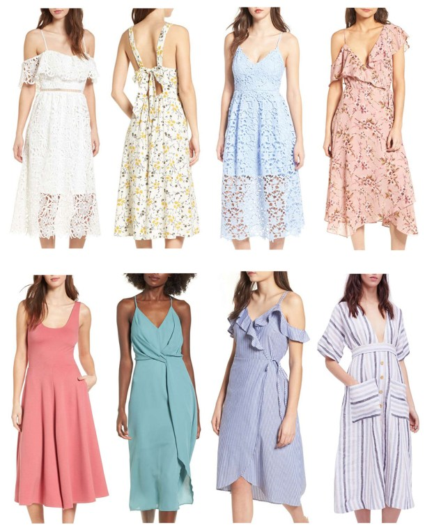 Spring Style / Best Dresses Under $100