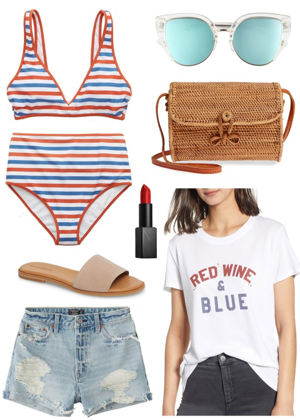 Fourth of July 2018 Style Inspiration