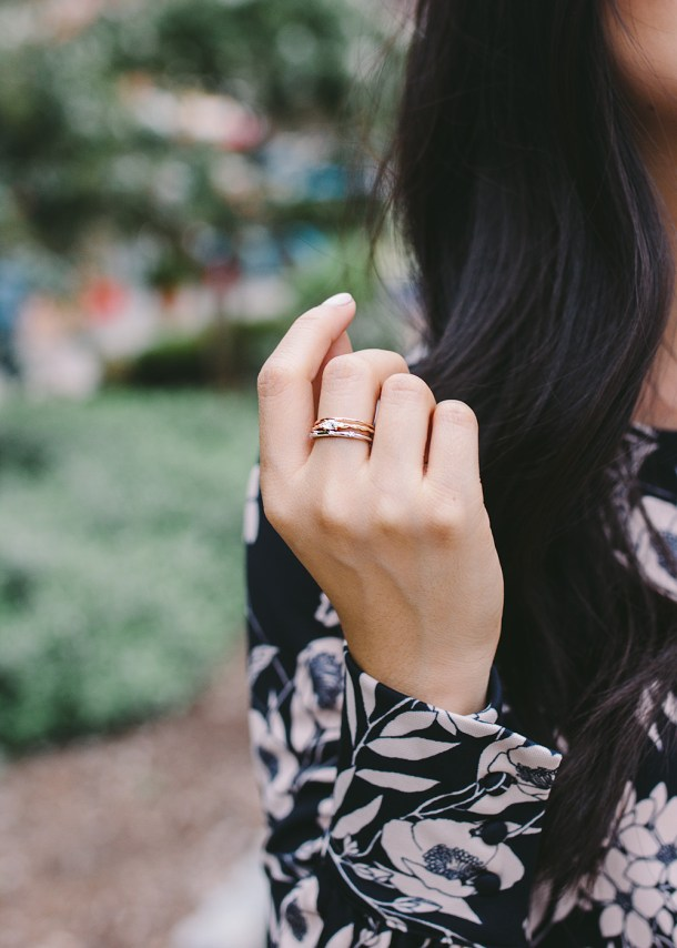 How to Wear Delicate Jewelry