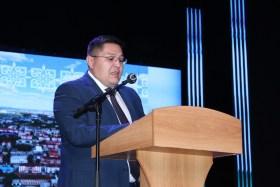 18 сентября на сцене Башгосфилармонии им. Х. Ахметова г. Сибай представил концертную программу «Башҡортомдоң хазинаһы – йырлы, моңло Сибайым»