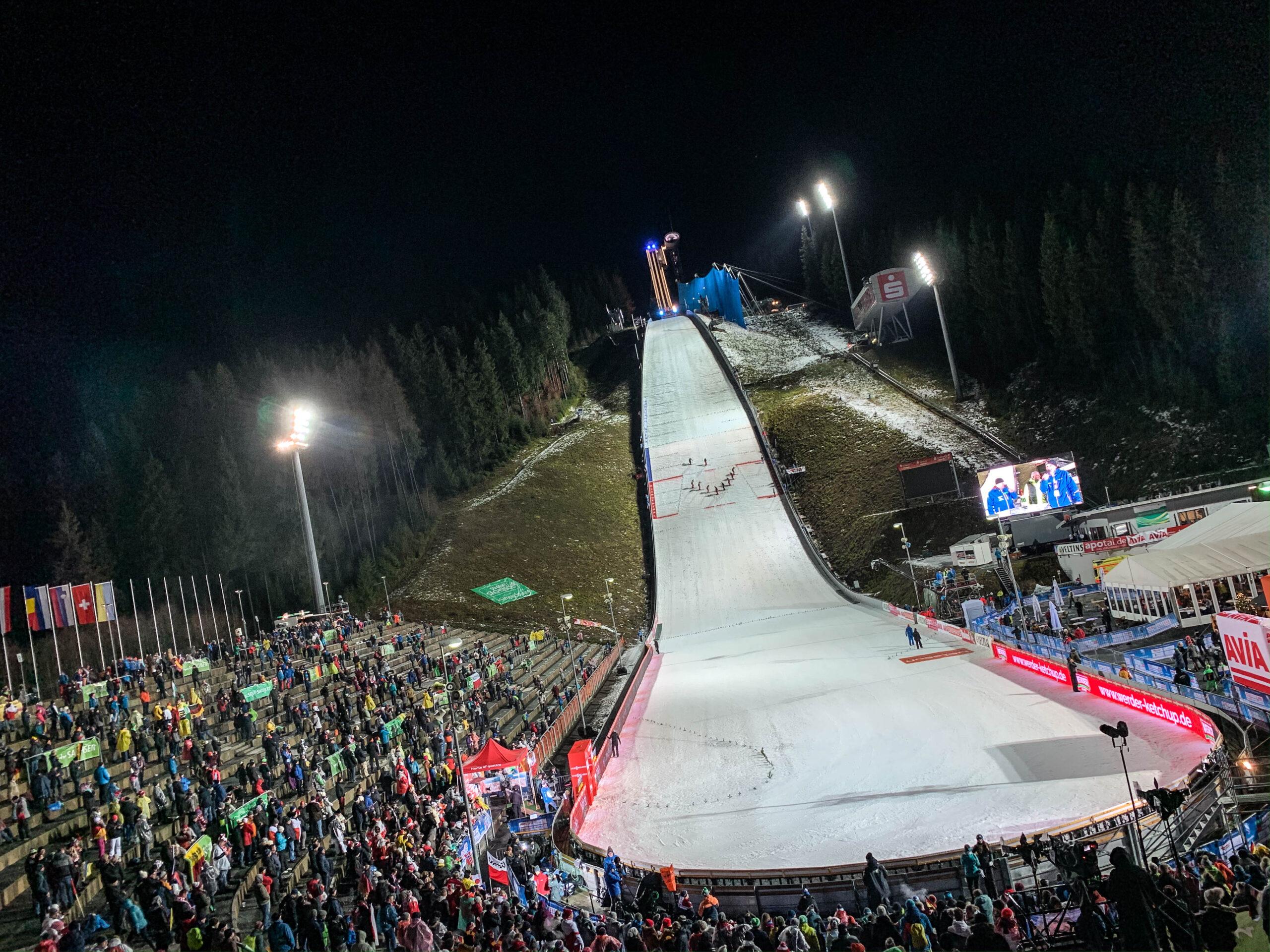 Skispringen In Klingenthal 2021