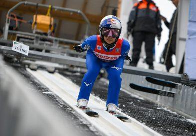Sara Takanashi entscheidet die Qualifikation in Wisla für sich