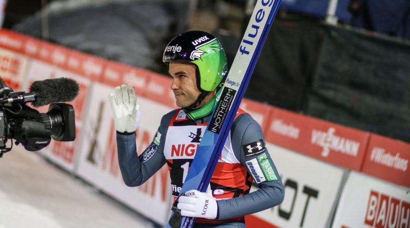 Jernej Damjan beendet Skisprung-Karriere