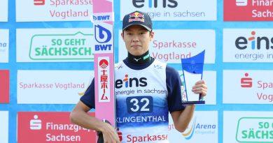 Ryoyu Kobayashi beendet Sommer-Grand-Prix mit Tagessieg