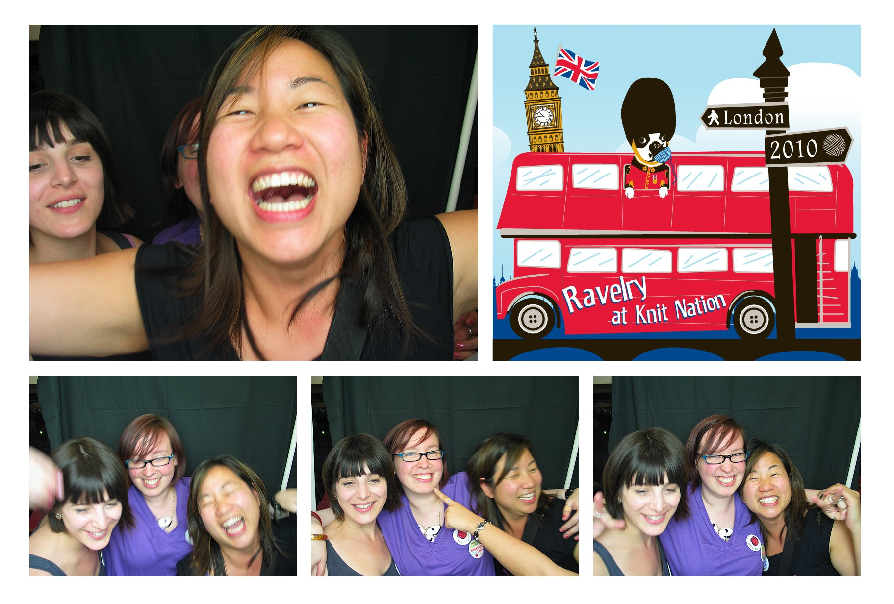 More photo booth fun