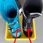 自分にあったスキーブーツの選び方を公開No.3(サイズ編)