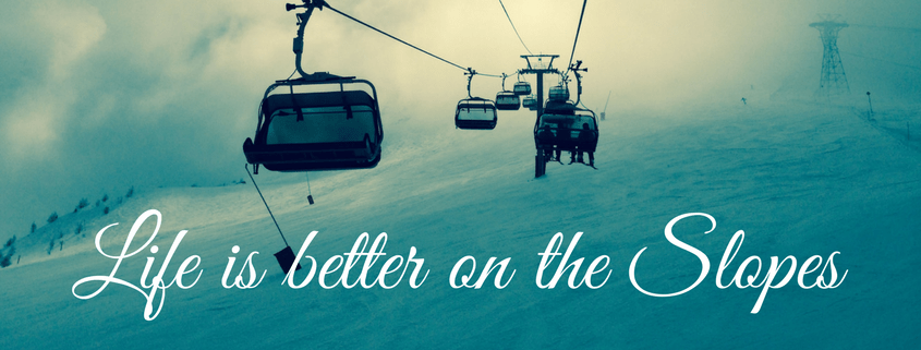 Life is better on the slopes About Ski Trotters