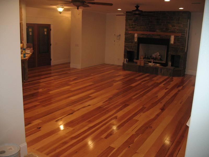 hardwood floor for your bend oregon
