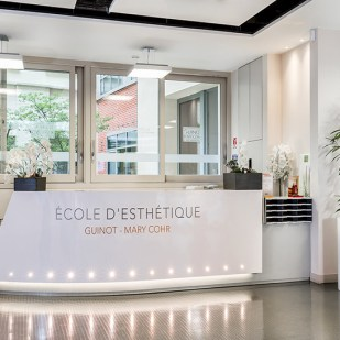 Accueil-Ecole-dEsthétique-Académie-GUINOT-MARY-COHR