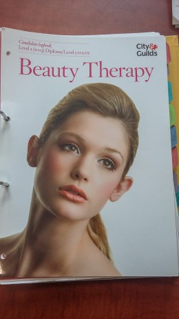 4Beauty Therapy student book