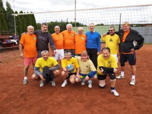 Posvícenský volejbalový turnaj 2018