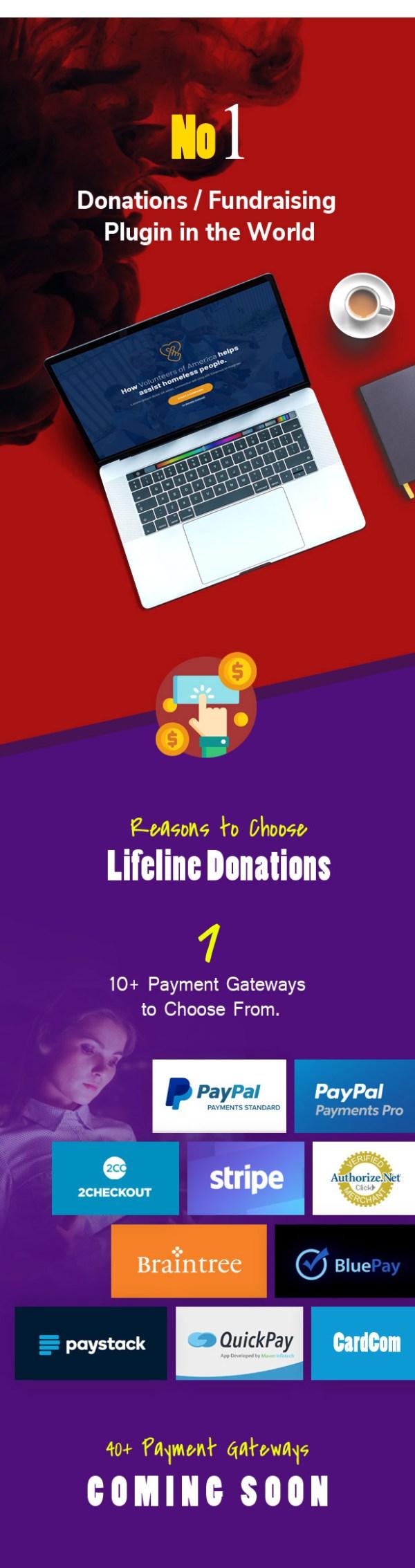 [WP] Lifeline Donations - лучший плагин WordPress для ...