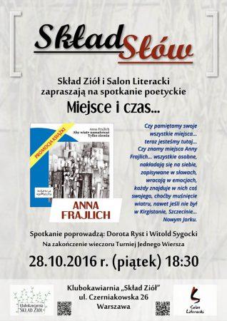 Plakat - Frajlich