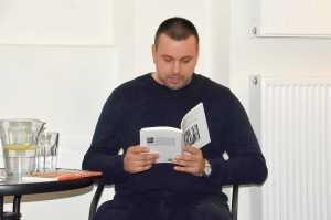 Wieczór autorski Marcina Tomczaka
