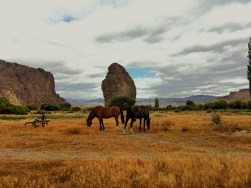 Piedra Parada remains an isolated yet magical place
