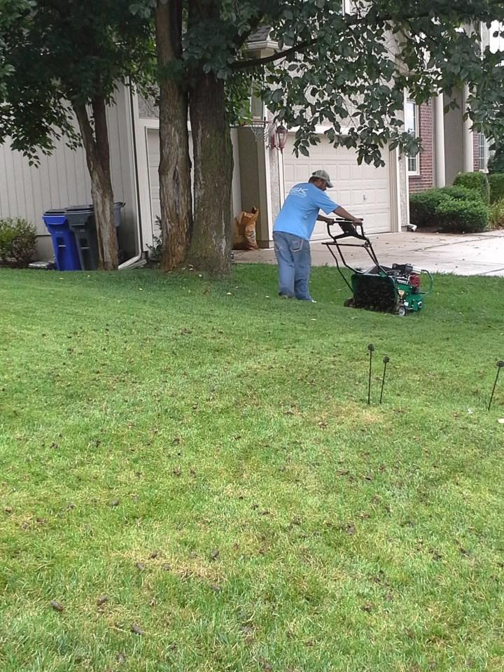 lawn-aerating-Overland-Park-Leawood-Kansas-City