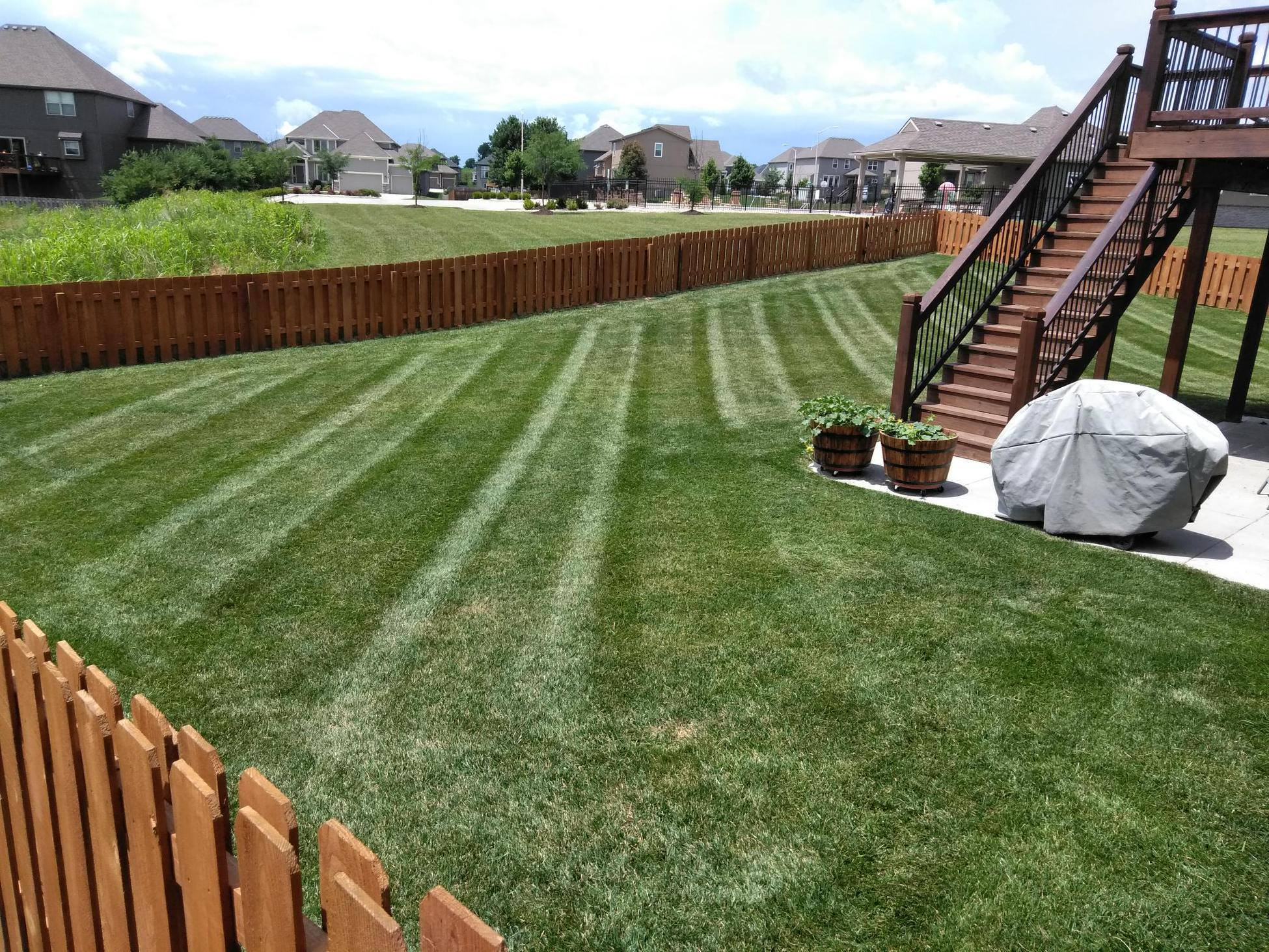 Lawn And Landscaping Landscape Kansas City Overland Park
