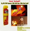 promo Fire Stop Extingusher