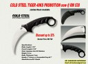 Promo_Cold Steel Tiger 49KS