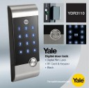 Yale YDR 3110 RFiD Digital Door Lock