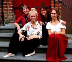 Duo Sunrise May en June Stichting Klassiek Leek