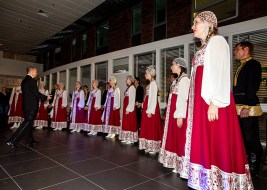 Crimean Chamber Choir St. Klassiek Leek