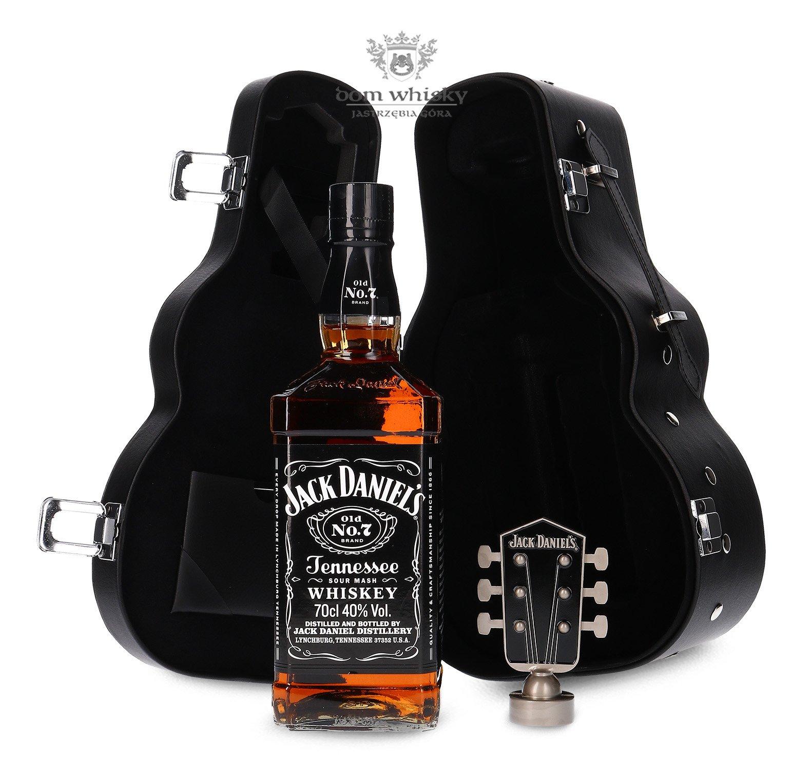 Jack Daniels Gitara Guitar Pack 40 07l