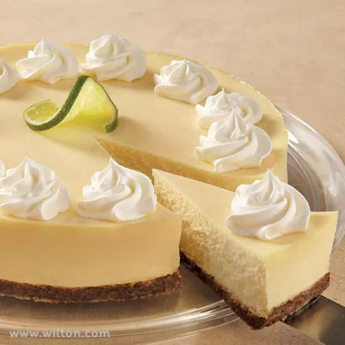 creamy-lime-cheesecake