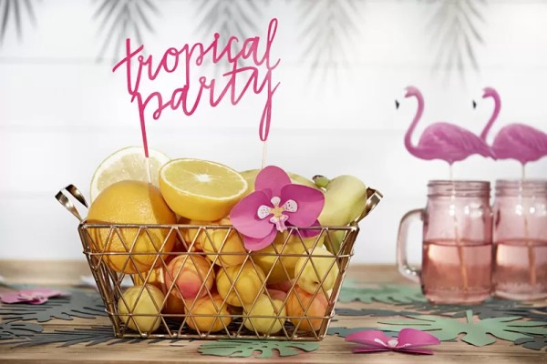 TOPPER NA TORT TROPICAL PARTY 27
