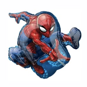 BALON FOLIOWY SPIDERMAN 73 CM