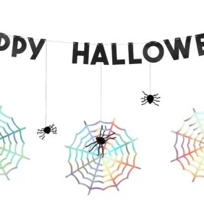 GIRLANDA HAPPY HALLOWEEN MERI MERI