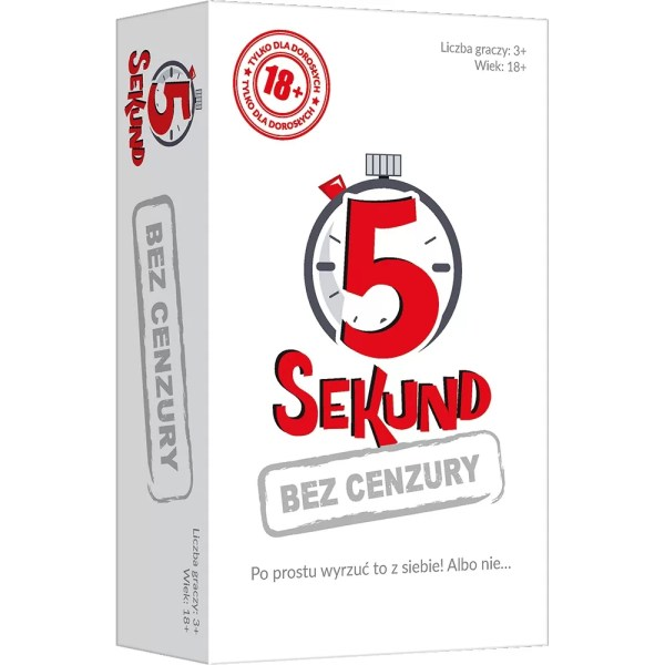 5 SEKUND BEZ CENZURY 1
