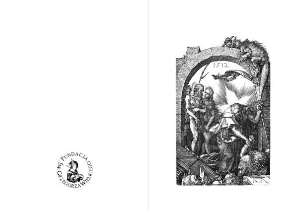 Kartka wielkanocna - wzór 2