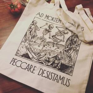 """Torba """"Ad mortem festinamus"""""""