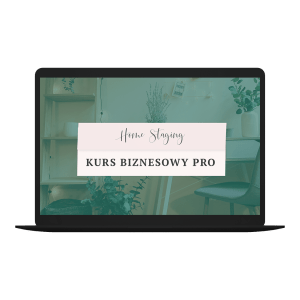 Home Staging Kurs Biznesowy PRO