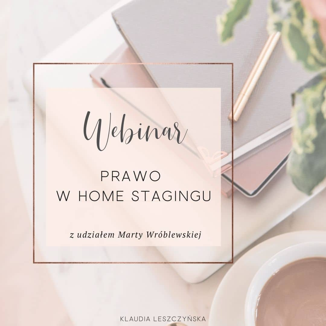 Prawo a Home Staging