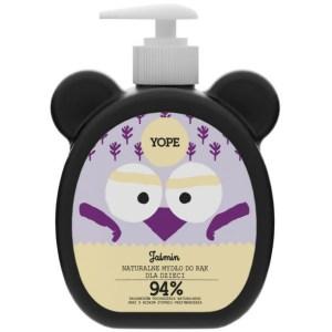 YOPE JAŚMIN – naturalne mydło do rąk dla dzieci