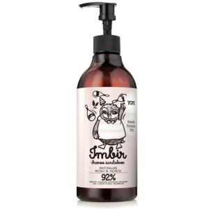 YOPE IMBIR i DRZEWO SANDAŁOWE – naturalne mydło