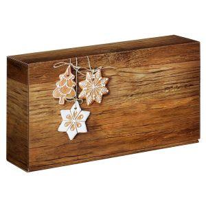 Pudełko na Prezenty drewniane