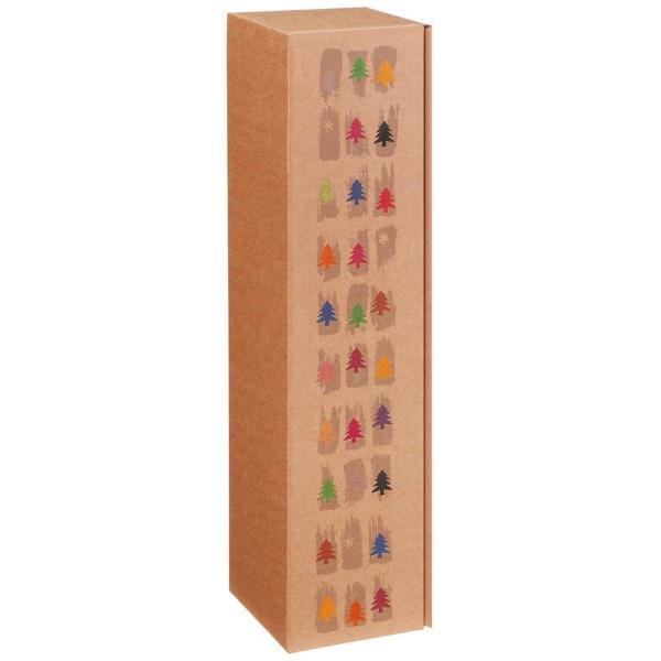 Ekologiczne pudełko świąteczne na wino