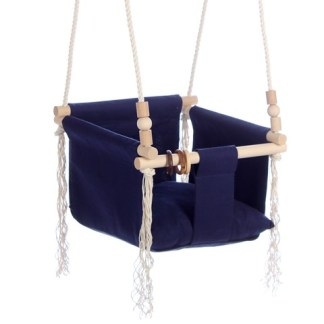 Huśtawka Retro Navy Blue Swing