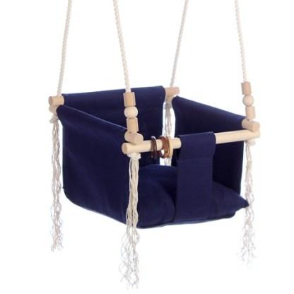 Huśtawka Retro Navy Blue Swing